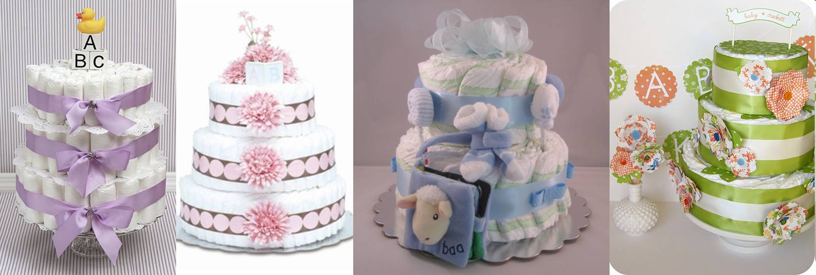 R aliser faire g teau de couches ma baby shower party - Fabrication d un gateau de couches ...